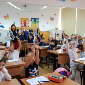 AHA! Psiho în vizită la Liceul Ioan Petruș