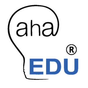 AHA!EDU – marcă înregistrată