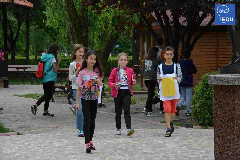 eveniment matematica aplicata acadea copii participanti aha edu