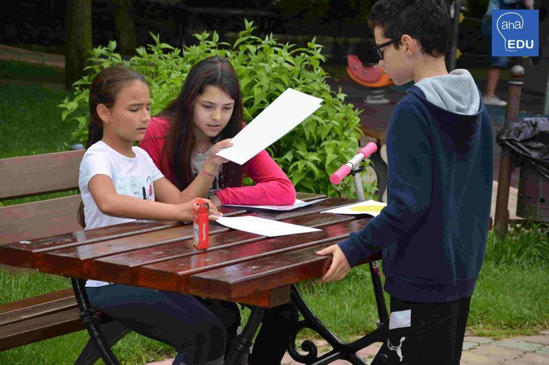 eveniment matematica aplicata acadea grup de lucru aha edu