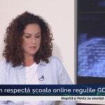 Cum respecta scoala online regulile GDPR