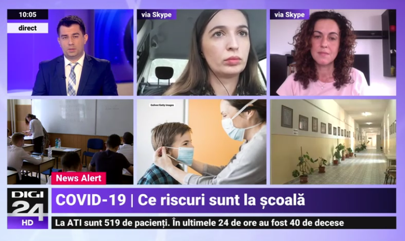 Evaluare Nationana Digi 24 - Aha Edu