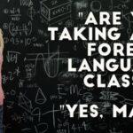 matematica limba straina